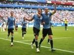 FIFA World Cup: Uruguay defeat Russia 3-0