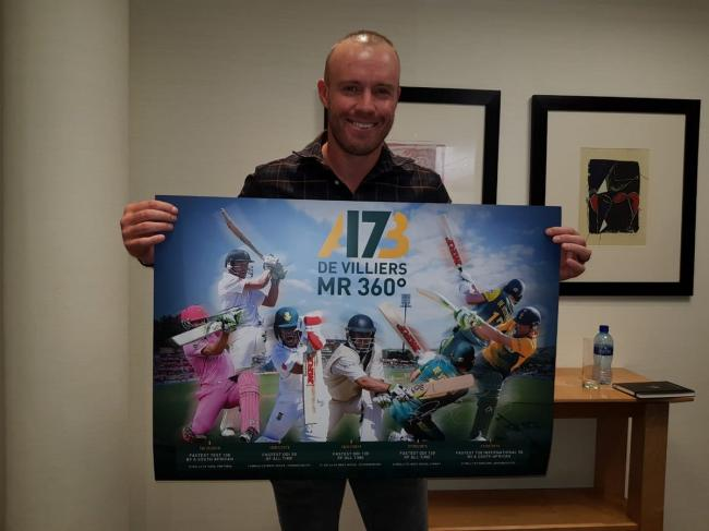 Ab De Villiers To Play Psl Next Year Indiablooms First Portal On