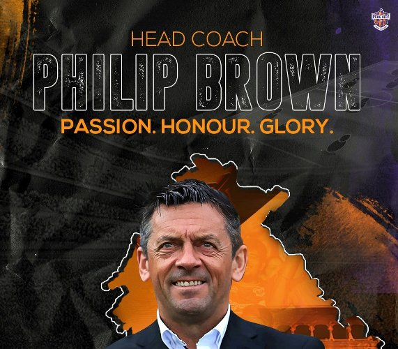 Pune City appoints Phil Brown as head coach