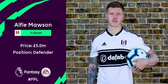 Fulham signs defender Alfie Mawson