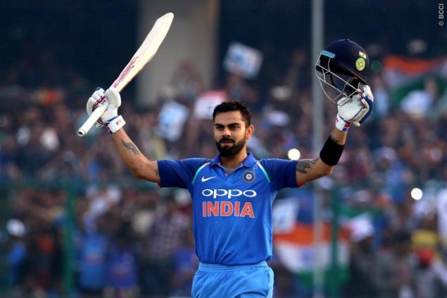 Indian skipper Virat Kohli will smash 62 centuries: predicts Sehwag