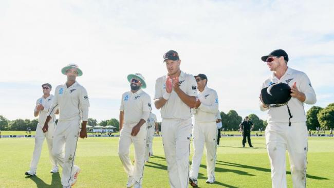 New Zealand advance to third in Test Rankings