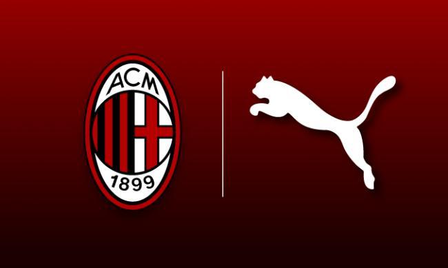 Puma, AC Milan announce long term partnership