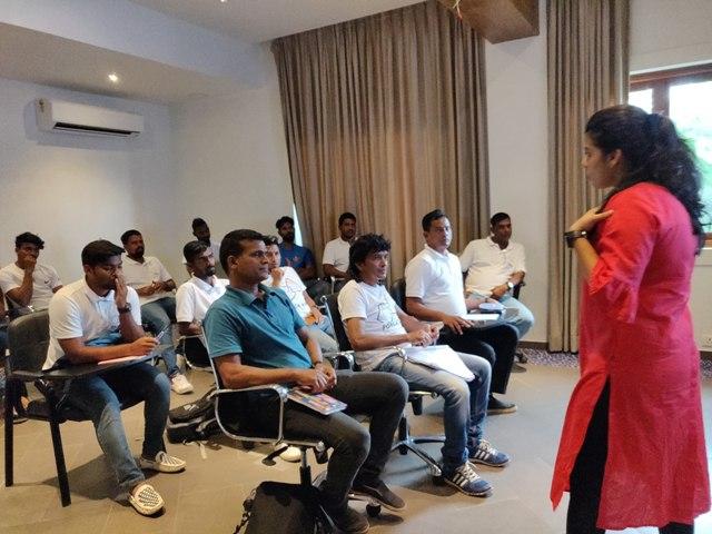 Forca Goa Foundation grassroots coaches undergo child sexual abuse awareness training