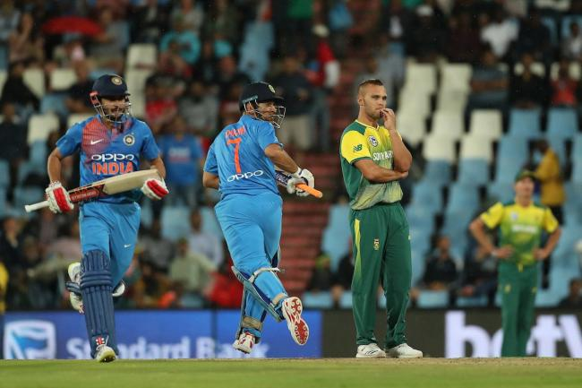 South Africa beat India in second T20I