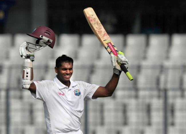 Chanderpaul bats for Windies Women in ICC WWT20