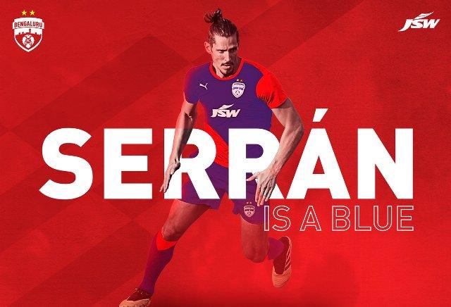Bengaluru FC sign experienced defender Albert Serran
