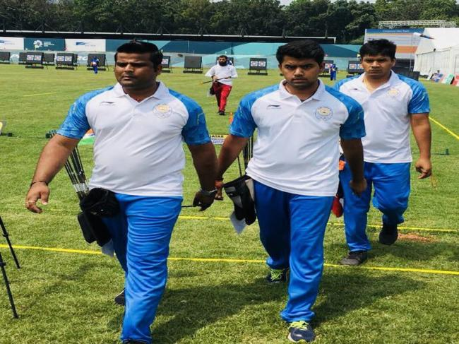 Asian Games: India win silver in Men's Compound Team Archery