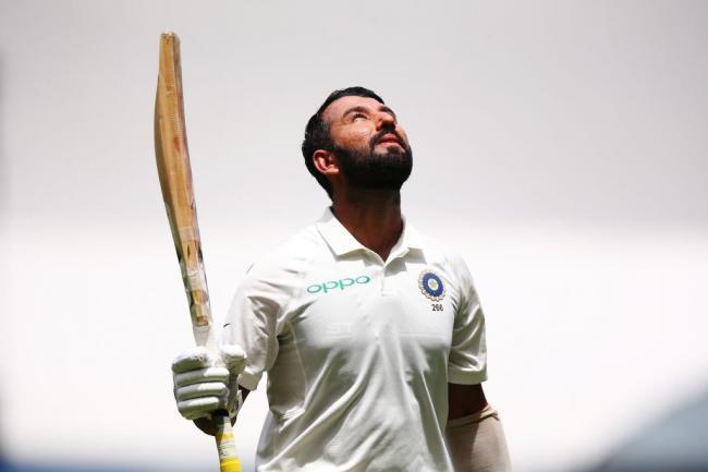 Melbourne Test: Pujara hits ton, India lead Australia by 435 runs