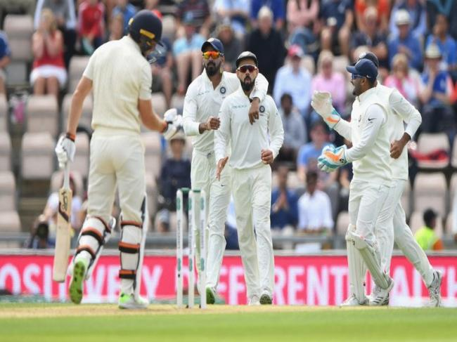 Southampton Test: India 19/0 at stumps on day 1, trail England by 227 runs