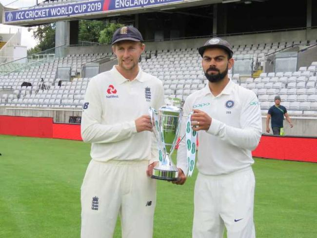 India-England Test series begins today in Birmingham
