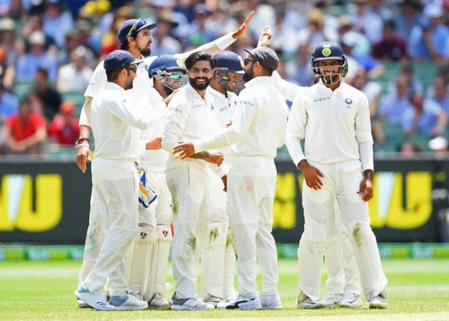 Melbourne Test: India bowl out Australia for 151 in first innings