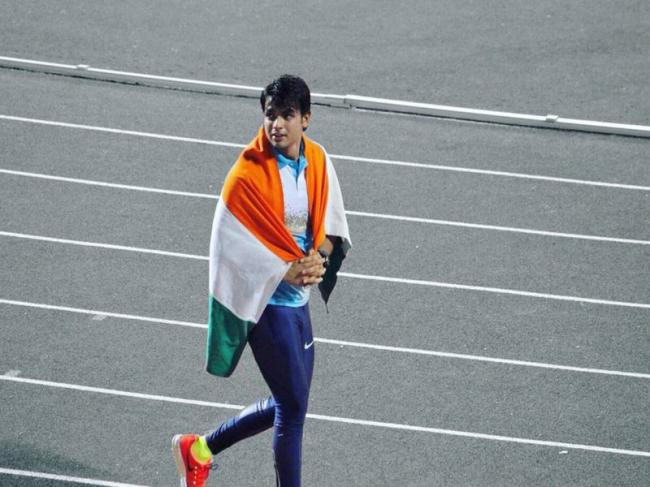 Asian Games: Neeraj Chopra shines on day 9, clinches gold in men's javelin throw
