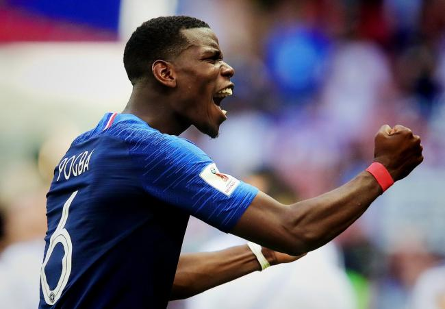 Paul Pogba dedicates victory against Belgium to Thai cave rescued boys 99374fa762