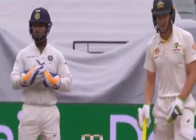 Rishabh Pant mocks Tim Paine in Melbourne, calls Aussie skipper 'temporary captain'