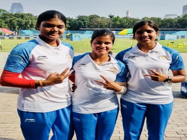 Asian Games: India win silver in Women's Compound Team Archery