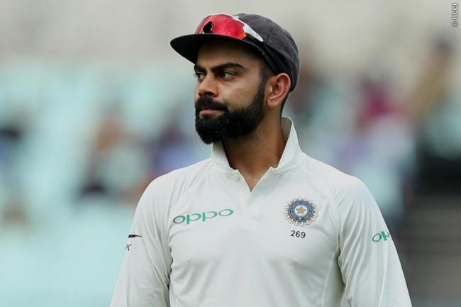 Kohli clean sweep of three major ICC awards