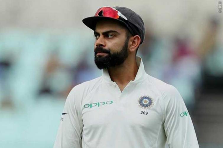 Virat Kohli describes victory against New Zealand as 'amazing'