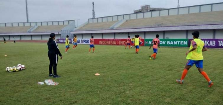 We got the due regard for our attacking intent, says coach Maymol