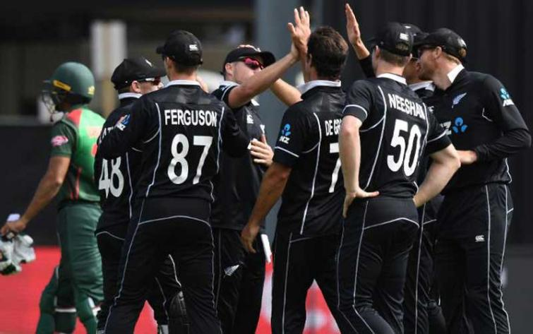 New Zealand back in third position on ODI table