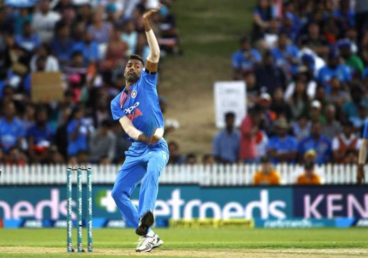 Hardik Pandya ruled out from Australia series