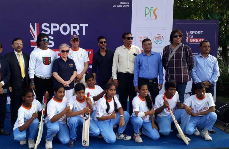 Street Child Cricket World Cup:Team India set to conquer Lord's