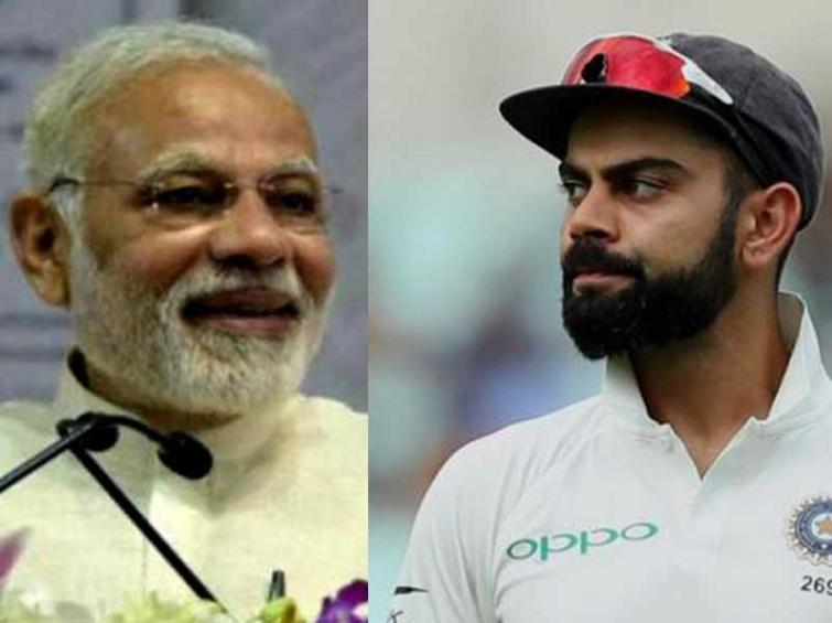 India will reach new heights with Narendra Modi's vision: Virat Kohli tweets congratulating Indian PM