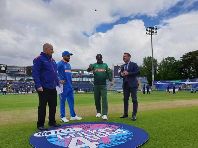 Warm-up match: Bangladesh win toss, opt to field first against India