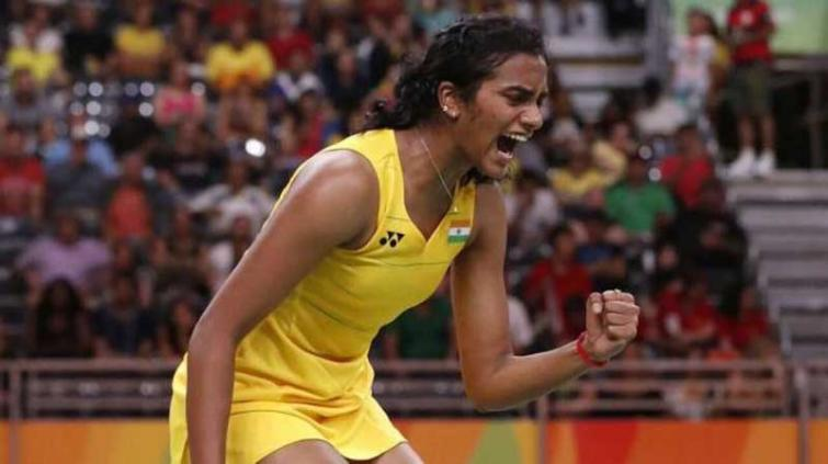 PV Sindhu enters round two, Saina bows out in opening round