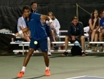 Italy came closer for a berth in the main round of Davis Cup tennis