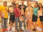 Team CoreFit from Kolkata impresses at the IKFF Delhi Kettlebell Championship 2019