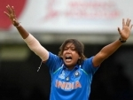 Jhulan Goswami back at the top of ODI rankings