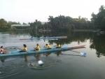 Kolkata: Mayor inaugurates 47th All-India Invitation School Rowing Championship at Lake Club
