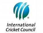 ICC Men's cricket World Cup League 2 Series announced