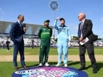 England win toss against Pakistan, opt to field first