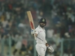 Virat Kohli becomes first Indian to score a century in 'Pink Ball' Test
