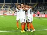 Indian roar to score four past Thailand