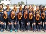 Indian women land in Nepal