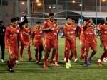 India U-23 gear up to take on Qatar U23 in friendly clash
