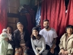 Birthday boy Virat Kohli, Anushka Sharma touched by 'warmth' of a Bhutan village family during vacation