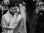 Love is in the air: Virat Kohli, Anushka Sharma write down special messages for each other on marriage anniversary