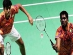 Satwik-Chirag cruises to finals of French Open Badminton