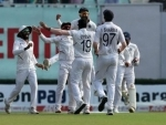 Pink Ball Test: Ishant Sharma's fifer help in bowling out Bangladesh for 106 runs in first innings