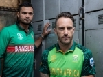 South Africa win toss, opt to field against Bangladesh