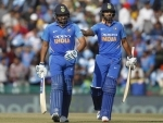 Shikhar Dhawan and Rohit Sharma return to form as India post 358/9 in fourth ODI clash against Australia