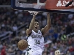 Giannis Antetokounmpo Looks to Prove He Is the World's Best