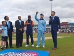 England win toss and decide to bat first, Indian cricketers wear new away jersey