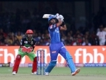 Delhi Capitals beat RCB by four wickets, SS Iyer contributes 67 runs