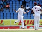 India defeat West Indies by 318 runs to take 1-0 lead