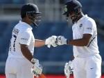 Second Test: Virat Kohli smashes 76 as India scored 264/5 on first day